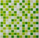 Mattonelle di mosaico di vetro di colore Mixed