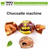 Do chocolate pequeno da capacidade da máquina do chocolate maquinaria moldando do chocolate da planta (QRX-2000)