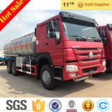 Sinotruckの販売のための新しい状態25m3の給油車のタンク車