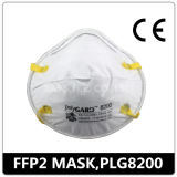 Wegwerfbare N95 Atemschutzmaske (PLG 8200)