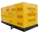 Ce/Soncap/CIQ/ISOの証明の600kw/750kVA Yuchaiの無声ディーゼル発電機