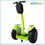 L'énergie verte charge max. de la batterie au Lithium 130kg Cross Country Smart Auto équilibre Stand up Scooter électrique avec de grandes roues de terrain