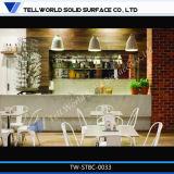 Compteur Tw-33 de barre de café de restaurant de modèle moderne de la TW