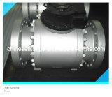 Geschmiedetes Carbon Steel Flanged API 6D Ball Valve mit CER