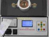 Jogo automático do teste de Bdv do petróleo do transformador