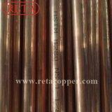 R410A kupfernes Rohr-gerades kupfernes Gefäß