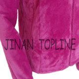 Женщин поддельные/ФО меховые куртки удлиненной худи моды спортивной одежды