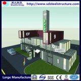 Het modulaire huis-Beweegbare huis-Draagbare Huis van de Container