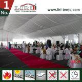 1000 Transparante Tent van de Luxe van de Tent van de capaciteit de Grote voor Huwelijken
