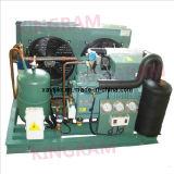 Unità di condensazione raffreddata ad aria dell'attrezzatura di refrigerazione