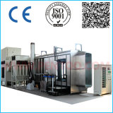 Spray manuale Booth con Recovery System in Powder Coating Line