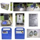 10W poco costoso fuori dal kit domestico solare di illuminazione di griglia