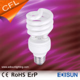 Licht heißer Verkaufs-energiesparendes halbes gewundenes Lampen-T3-11W 15W 20W 25W E27 CFL