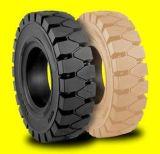 Máquina Vulcanizing de borracha da imprensa de molde do pneu do Forklift/pneu contínuo/pneu contínuo que cura a imprensa