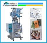 Thé automatique pesant remplir et envelopper machine à emballer Fz-100b