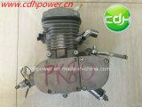 Pk80, melhoramento de 80cc, montagem dianteira do motor 8mm da bicicleta