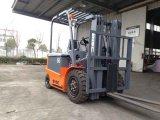 Hydraulikpumpe 3.5 Tonnen-elektrischer Gabelstapler mit Triplex Mast