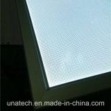 Os anúncios Ond lados da estrutura de atração de alumínio LED ultra fina placa Ads Media Caixa de Luz