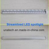 Projecteur de publicité extérieure solaire Projecteur à LED raffiné