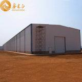 Almacén certificado Ce de la estructura de acero de la ISO (SS14798)
