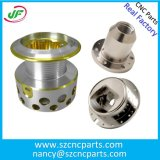 OEM Edelstahl Aluminium Messing CNC-Teile, CNC-Teile verwendet für Auto, für Luft- und Raumfahrt