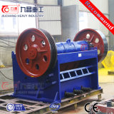China Jaw Crushing for Stone Jaw Crusher com grande capacidade