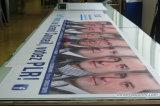 Création personnalisée Outdoor / Indoor Event Publicité Vinly PVC Eyelets Bannière