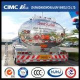 Cimc Uitgevoerde de Tanker van de Legering van het Aluminium van Huajun 3axle