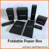 Costumbre plegable de papel Tuck Box