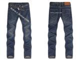 Hombre de jeans ajustados jeans de mezclilla de moda