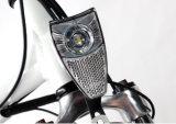 De vouwbare Elektrische Vouwende Fiets van 20 Duim met de Batterij van het Lithium