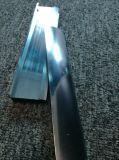 6463 personnalisés polissant et profil en aluminium clairement anodisé d'extrusion