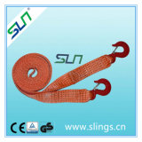 Грузовой Ремень с Двойной Крючки и Фактор Безопасности 7:1 SLN CE GS