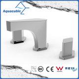 Nuevo grifo del lavabo del orificio de Suramérica tres del diseño