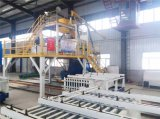Система панели стены EPS машины цемента сандвича прессформы Tianyi передвижная