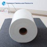 Surface de tissu en fibre de verre mat mat mat de surface des tissus de toiture voile en fibre de verre