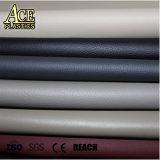 Cuoio impresso della tappezzeria del PVC di buona qualità