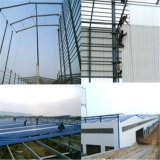 De modulaire Bouw van de Fabriek van de Structuur van het Staal met muti-Spanwijdte