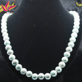 Fashion Tourmaline Bead Necklace, Jóias artesanais, Bead Jewelry Wholesale Jewelry