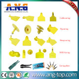 Animal Identification Ear Tag 125kHz RFID Ear Tags for Cattle