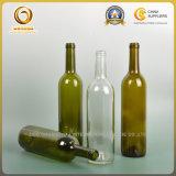 la boisson alcoolisée en verre d'espace libre de taquet du liège 750ml met le fournisseur en bouteille de la Chine (115)