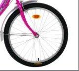 着色された自転車が付いている20inchピンクレディー自転車かバイクは分ける(SH-CB104)