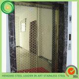 SU 201는 316 304의 엘리베이터 문 8k 미러를 위한 장식적인 스테인리스 장 스테인리스 장을 식각했다