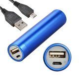 chargeur portatif mobile Chargeur de batterie externe 2600mAh