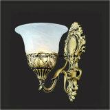 Decoração de fábrica de iluminação da lâmpada pendente lustre de vidro