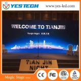 Tabellone per le affissioni dell'interno della visualizzazione di LED del Governo di HD P3.9mm 500*500mm video