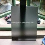 10mmの高品質の灰色の曇らされたガラスの酸はガラスをエッチングした