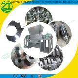 Desfibradora plástica del solo eje/del eje doble para el tubo grande del diámetro HDPE/PVC