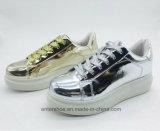 偶然様式PUの革方法女性の靴(ET-MTY160329W)