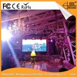 Stade P3.91 location vidéo Carte d'affichage à LED pour l'intérieur de la publicité